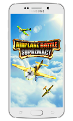 airplane battle supremecy