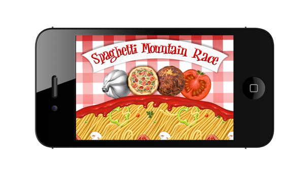 spaghetti mountain racing